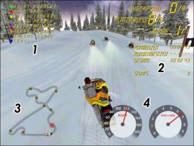 Ski Doo 4
